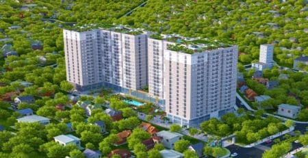 Can ho Melody Residences