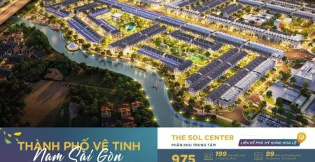 THE SOL City thắng lợi